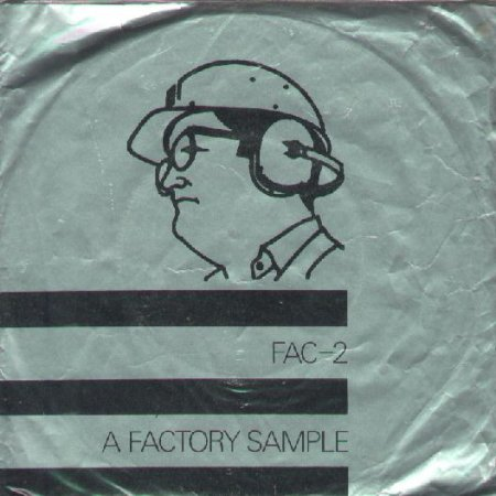 FAC-2 A Factory Sample; front cover detail