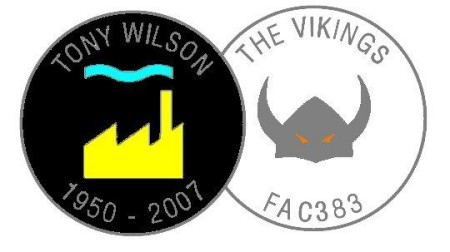 FAC 383 The Vikings; badges [1]