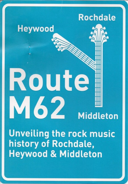Unveiling the rock music history of Rochdale, Heywood & Middleton